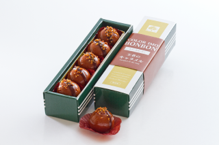 カラー芋ボンボン 王者のキャラメル5個入